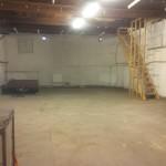 ground floor warehouse