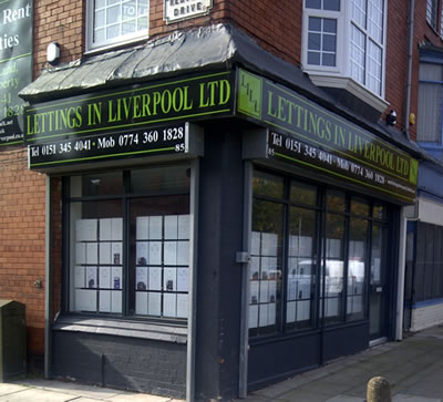 Lettings In Liverpool Ltd Office